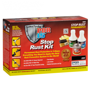 Por15 Stop Rust Kit (formerly Super Starter Kit)