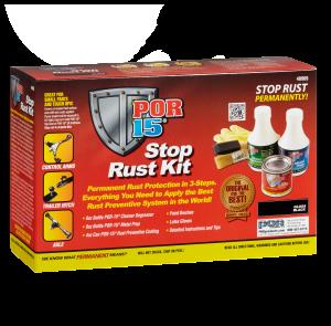 Por15 Stop Rust Kit (formerly Super Starter Kit)