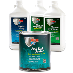 Por15 Fuel Tank Repair Kit - Auto
