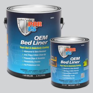 Por15 OEM Bed Liner